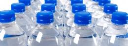 For bottled water line